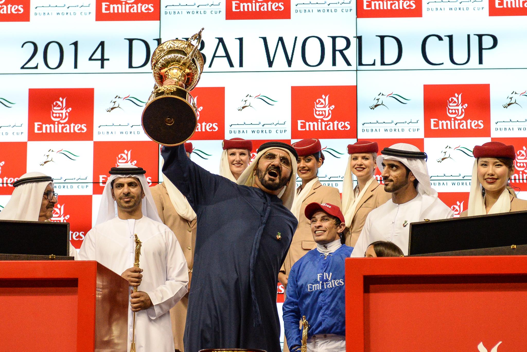Dubai World Cup 2014