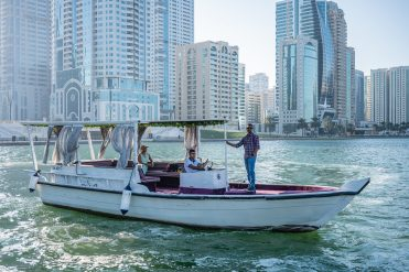 Sharjah Boats