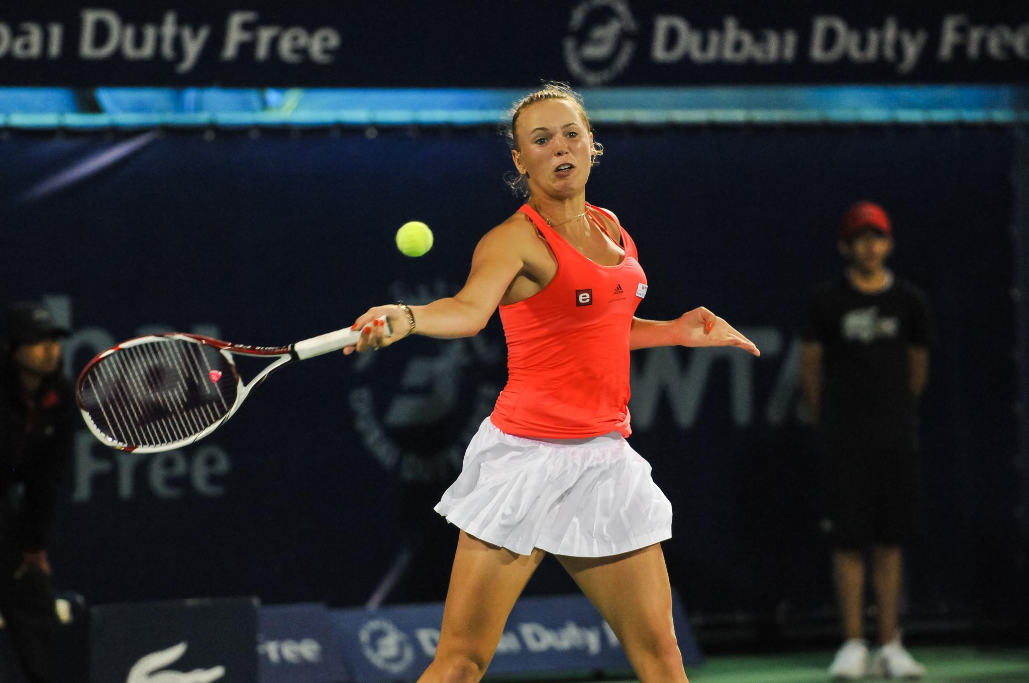 WTA Tour Dubai Tennis Championships