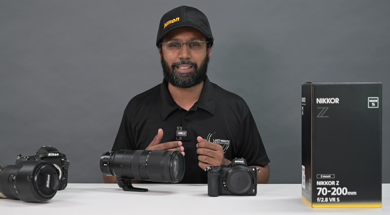 Nikon 70-200
